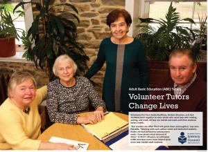 Faces of Literacy: Volunteer Tutors Change Lives
