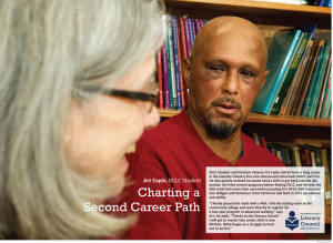 Faces of Literacy: Charting a Second Career Path