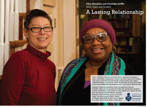 Faces of Literacy: A Lasting Relationship