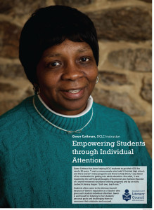 Faces of Literacy: Empowering Students Through Individual Attention