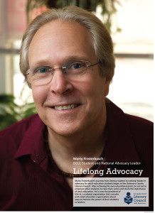 Faces of Literacy: A Lifelong Advocate for Literacy