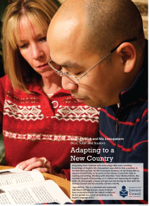 Faces of Literacy: Adapting to a New Country