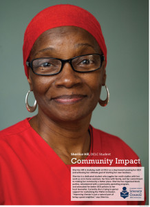 Faces of Literacy: Learning to Read for Community Impact