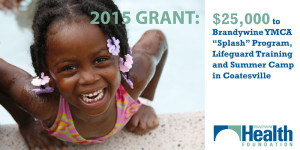 Social media graphic for Brandywine Health Foundation
