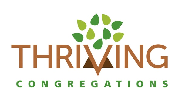 Thriving Congregations Logo for USCJ